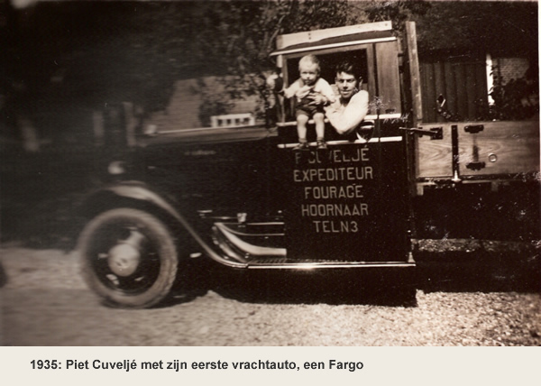 Cuvelje Transport 1935