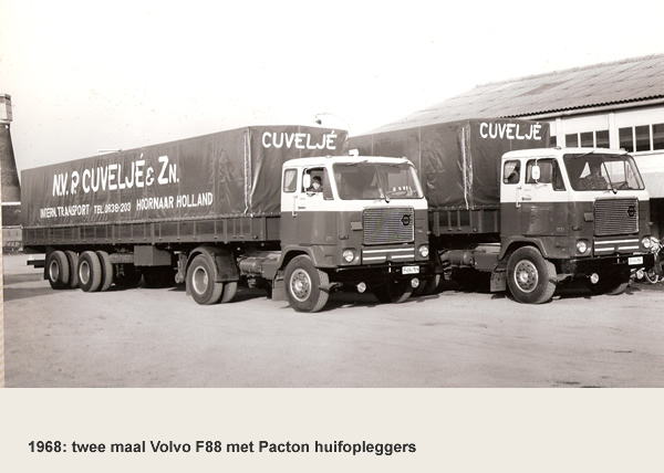 Cuvelje Transport 1968